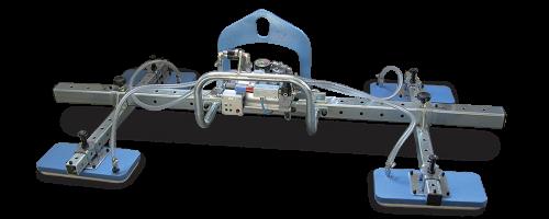 CIT Service - Ventose Marmo: ventose 4 piastre a croce serie TOP - CMV 2/4 MRL - CMV 1/4 MRL