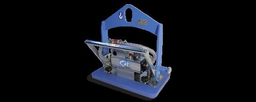 CIT Service - Ventose Marmo: ventose 1 piastra intercambiabile serie TOP - CMV 2/1 MR - CMV 1/1 MR