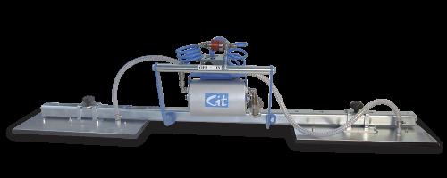 CIT Service - Ventose Marmo: ventose 2 piastre serie EASY - CMV M RL 2