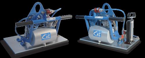 CIT Service - Ventose Marmo: ventose 1 piastra serie EASY - CMV M RL 1