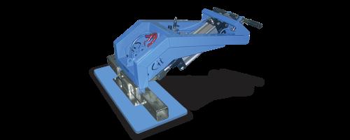 CIT Service - Ventose Marmo: ventose 1 piastra serie TOP - CMV 2/1 M RPR