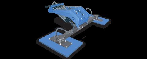CIT Service - Ventose Marmo: ventose 2 piastre serie TOP - CMV 2/2 M RPR