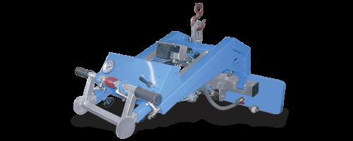 CIT Service - Ventose Marmo: ventosa per tagliablocchi serie TOP - CMV 2/3 M RPR