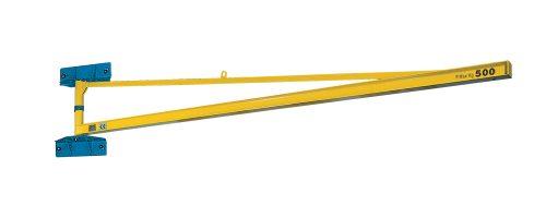 CIT Service - Gru: gru a bandiera a mensola con braccio in trave tirantata - CMM2