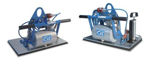CIT Service - Ventose Legno: ventosa 1 piastra per pannelli nobilitati - CMV W RL1