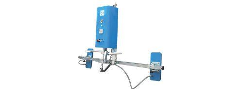 CIT Service - Ventose Legno: ventosa con ribaltamento pneumatico per pannelli nobilitati - CMV W RP2