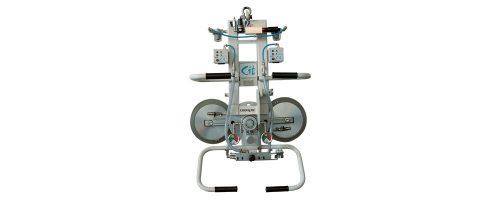 CIT Service - Ventose Vetro: ventosa vetro con rotazione manuale continua ad incremento di 90°
